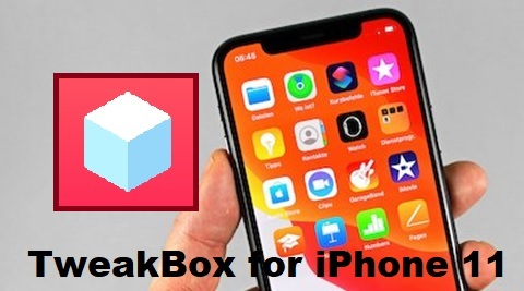 TweakBox for iPhone 11