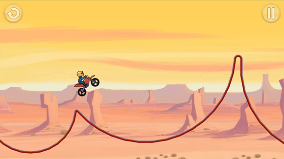 bikerace gameplay